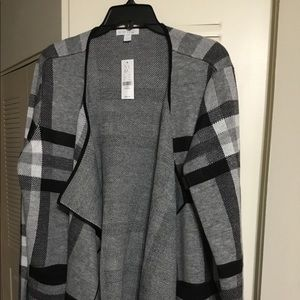 New York & Co XL Open Sweater